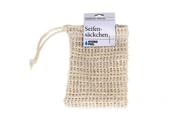 Sisal Seifen-Säckchen