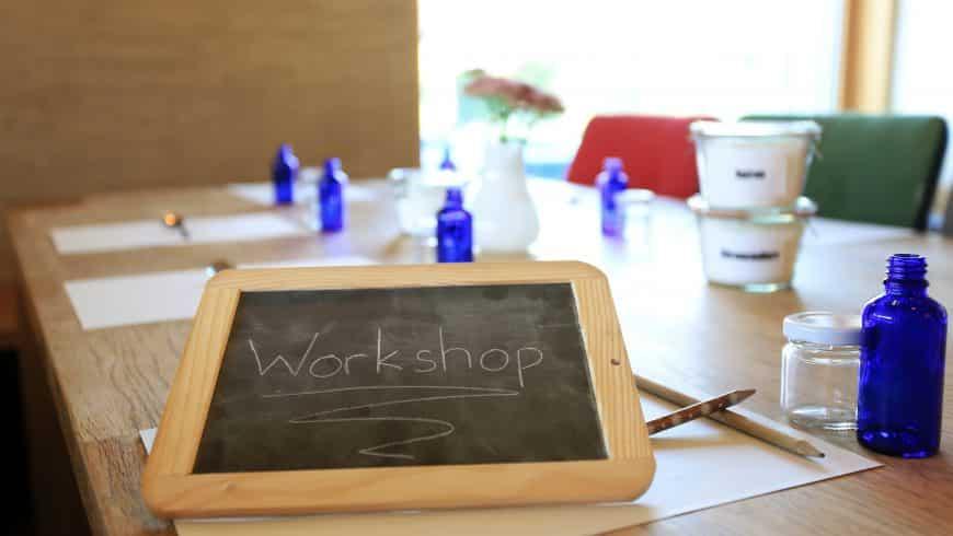 Vorträge & Workshops