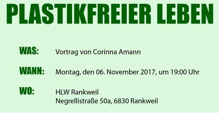 Vortrag am 6. November 2017, HLW Rankweil