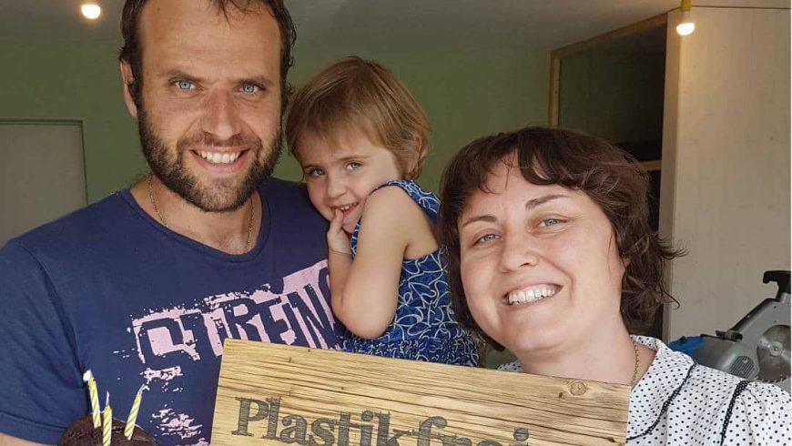 3 Jahre plastikfreier…..ein Grund zum FEIERN!