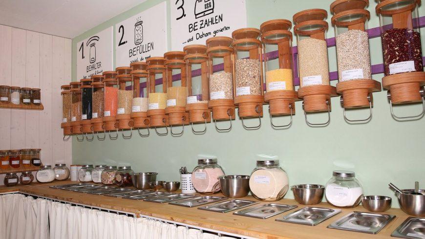 Plastikfrei und unverpackt Einkaufen in Vorarlberg
